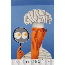 """""""Lo chef"""""""