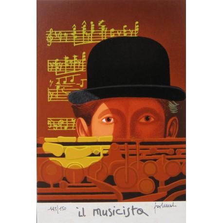 """""""Il musicista"""""""