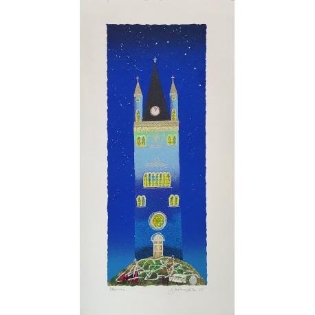 """""""Cattedrale blu"""""""