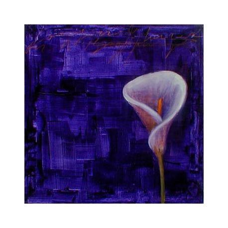 Flower 1 Serigrafia 50x50